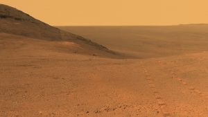 Opportunity Rover Might Start Working Again