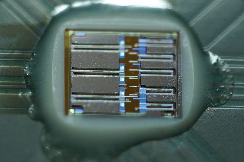 Optoelectronic Chips Reduce Energy Usage