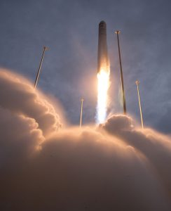 Orbital Antares Rocket Launches