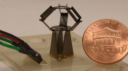 Origami-Inspired Robot Opens New Avenues for Microsurgery