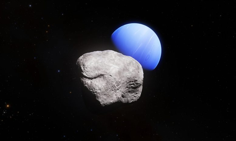 Origin of Neptune's Smallest Moon Hippocamp