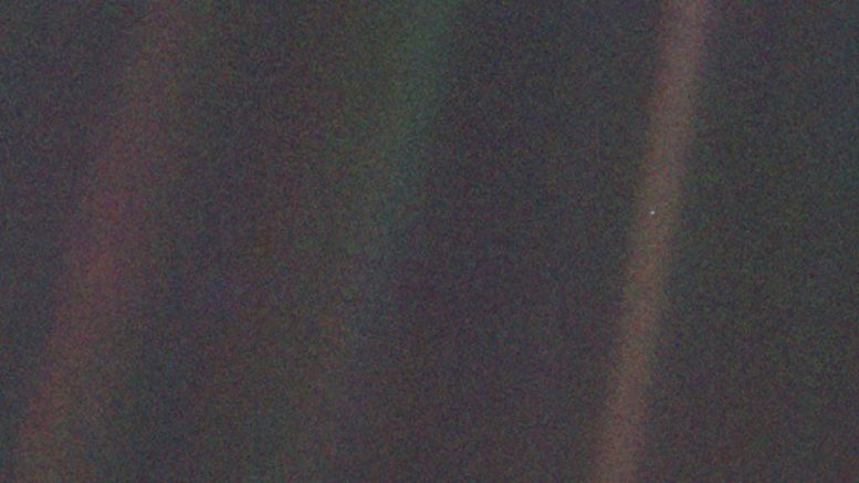 Original Pale Blue Dot