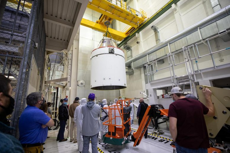 Orion Processing Team Members