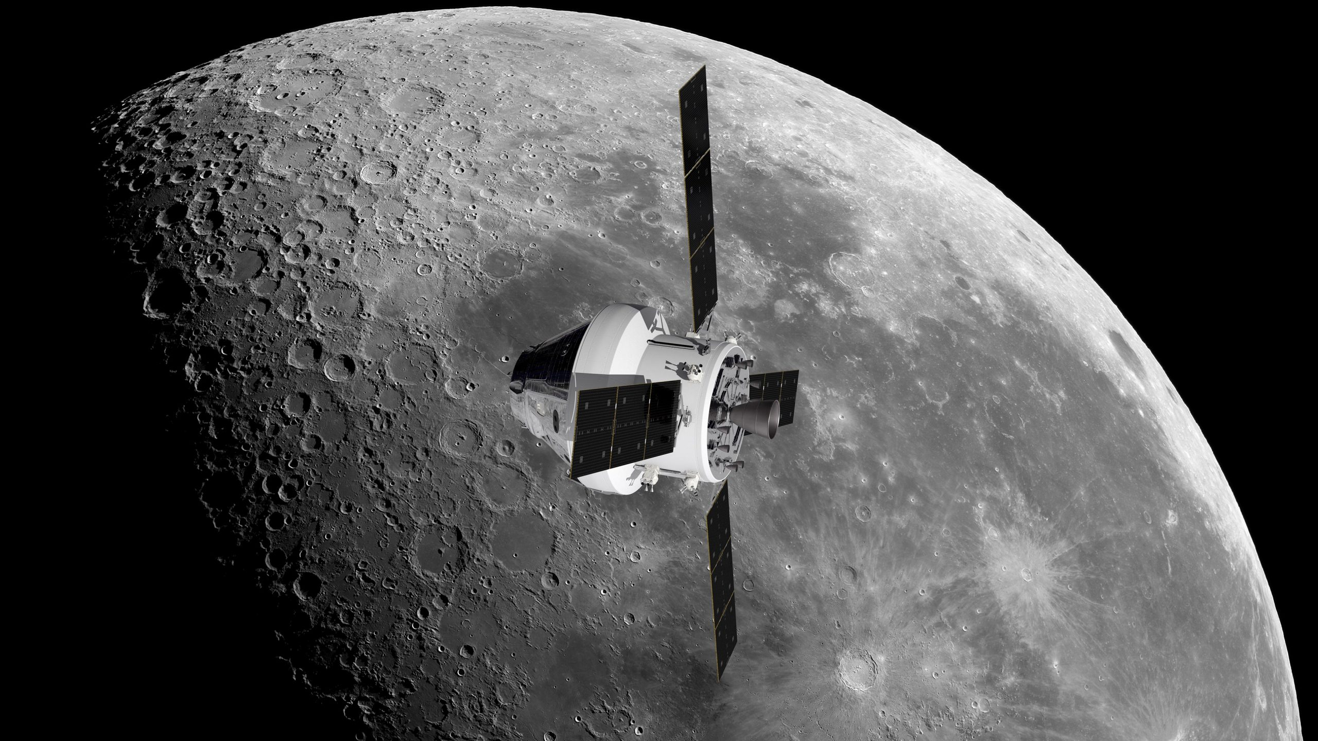 Third European Service Module for Artemis Mission to Land Astronauts on the Moon - SciTechDaily