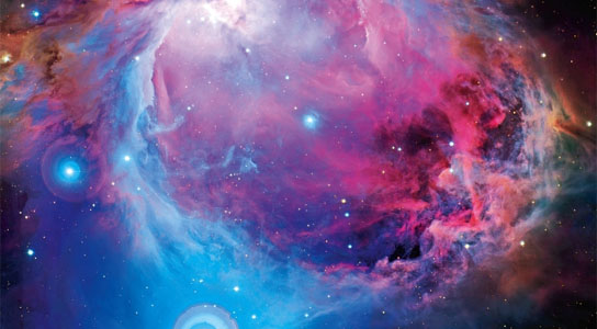Data Reveals That The Orion Nebula Cluster Is A Mix Of Two