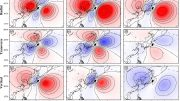 PEGS Signal Strength During Tohoku Quake