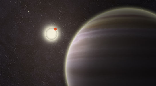 PH1, A Four-Star Planet