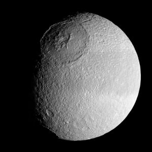 PIA08400: The Crown of Tethys
