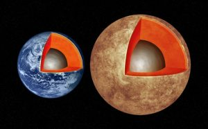 PREM Model Shows Mass-Radius Relation for Rocky Planets