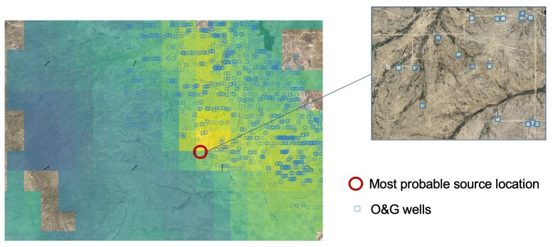 Permian Basin Oil and Gas Wells