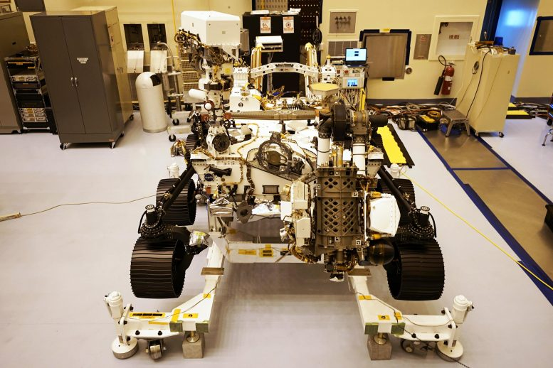 Perseverance Mars Rover Cape Canaveral