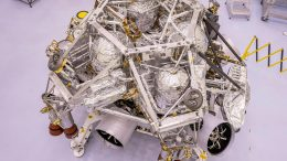 Perseverance Rover Gets in Launch Shape