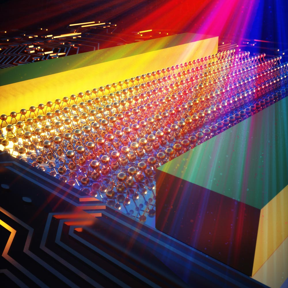 World's First Photodetector That Can See All Shades of Light - SciTechDaily