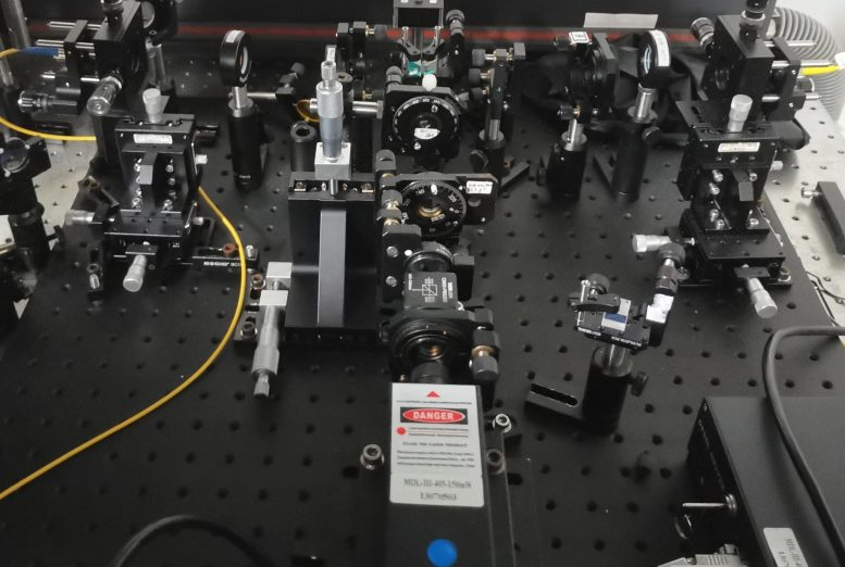 Photon Source Used to Produce Quantum States