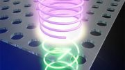 Photonic Crystal Light Converter