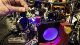 Physicists Create a Quantum Calculator