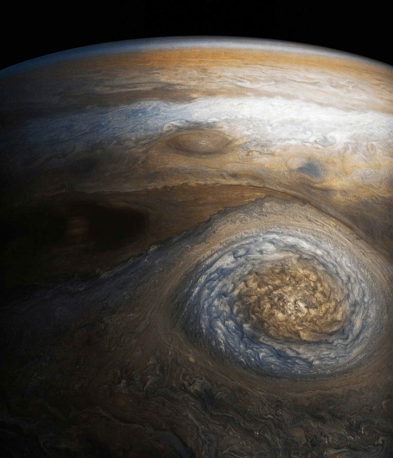 Physicists Probe Hydrogen To Better Understand the Interiors of Giant Planets