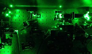 Physicists Squeeze Light One Particle at a Time