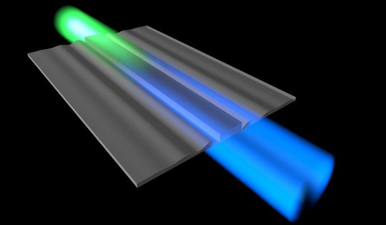 Physicists Use Laser Light to Cool Traveling Sound Waves