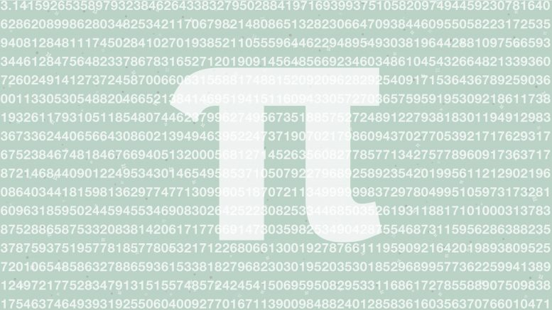 Pi Value