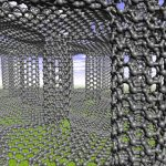Pillared Graphene Structures Gain Strength and Toughness