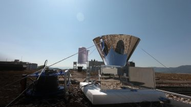 Harvesting Fresh Drinking Water From the Atmosphere Around the Clock