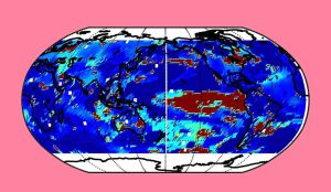 Pink Noise Provides Better View of Climate Change