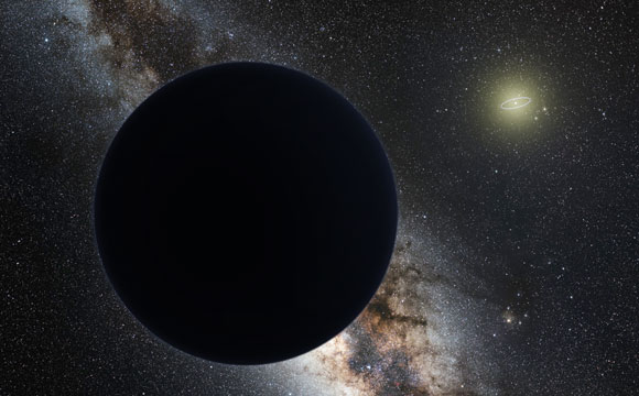 Planet 9 Was Once an Exoplanet