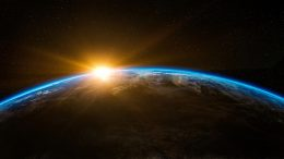 Planet Earth Sunrise