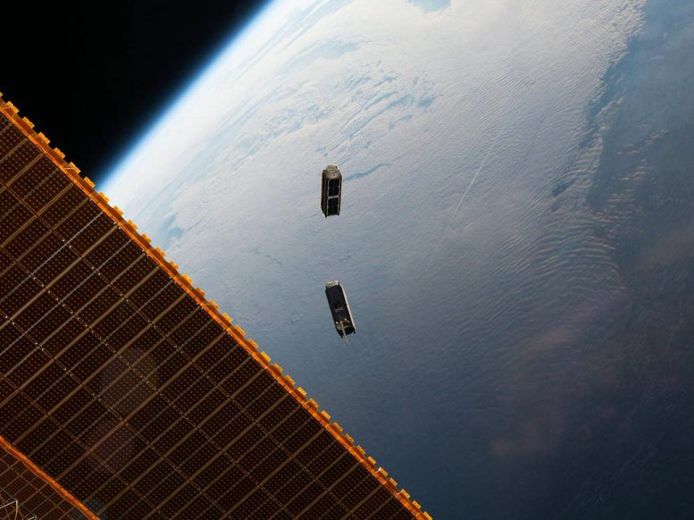Planet Labs CubeSats
