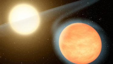 Planet WASP-12b Is on a Death Spiral – Heading Toward Certain Destruction