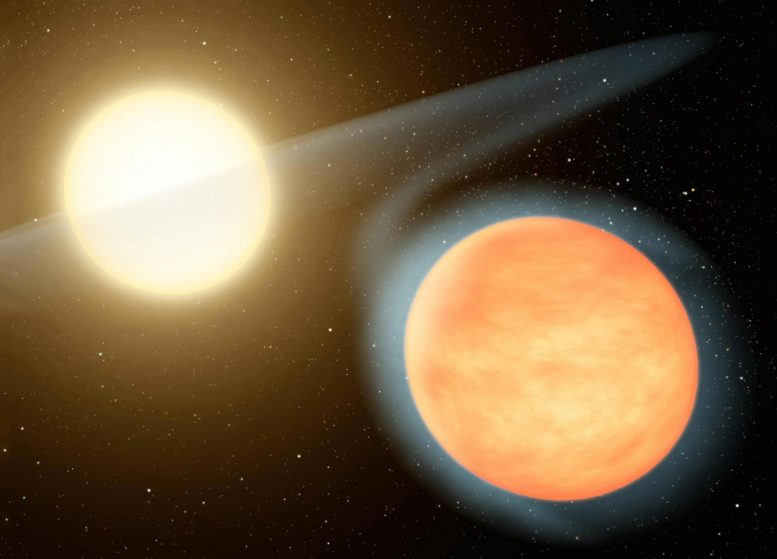 Planet WASP-12b and Star