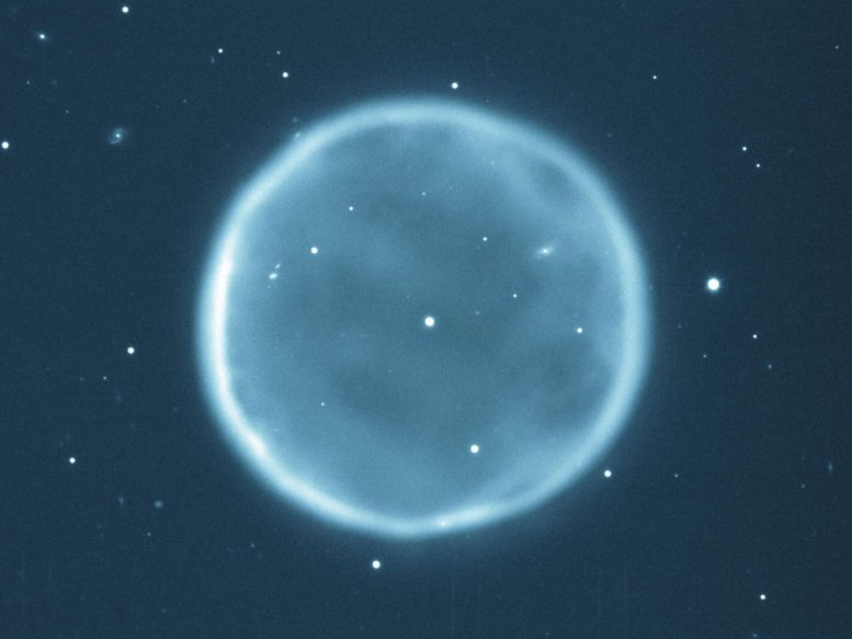 Planetary Nebula Called Abell 39