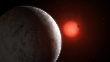 """International """"RedDots"""" Team Has Detected a System of Super-Earth Planets Orbiting Nearby Red Dwarf Star"""
