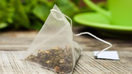 Plastic Mesh Tea Bag
