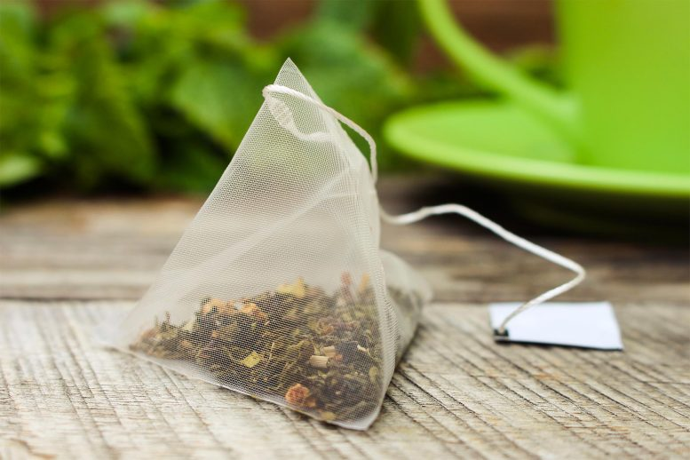 Study finds some premium tea bags leach billions of microplastics per cup