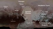 Pluto Features Officially Named