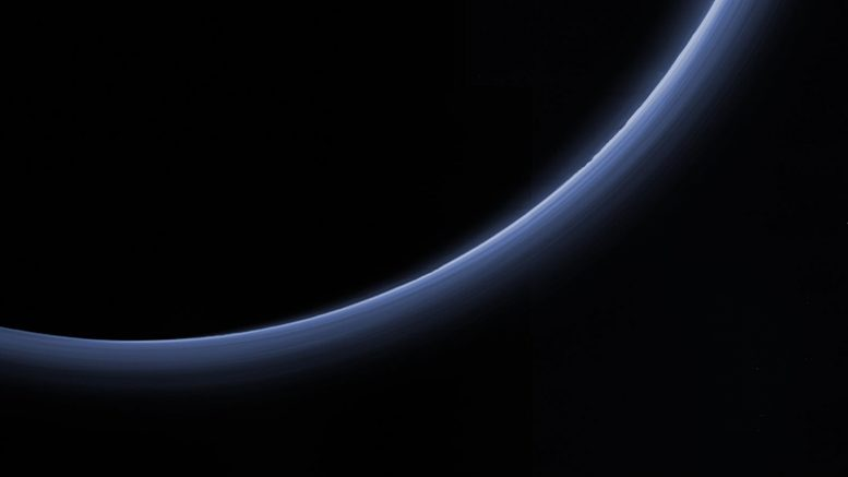 Pluto Haze Layers