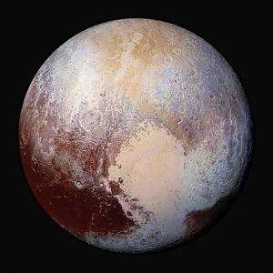 Pluto May Still Be Geologically Active
