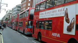 Pollution Glue May Improve London's Air Quality