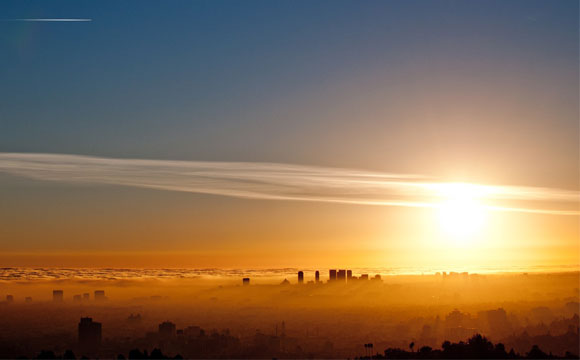 Pollution Offsets U.S. West Ozone Gains