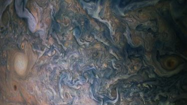 Juno Mission Hits Halfway Point in Data Collection