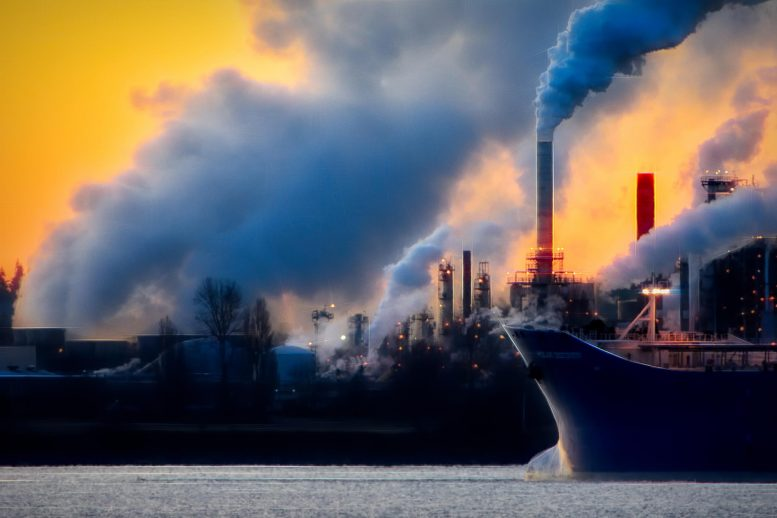 Potent Greenhouse Gas Emissions
