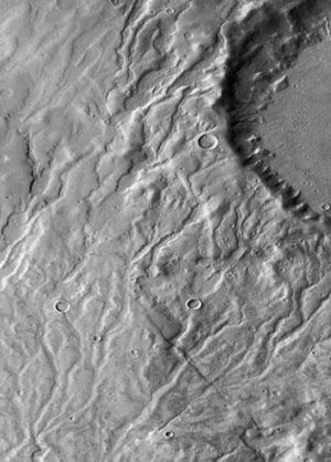 Precipitation Caused Valleys on Mars