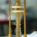 Precise Measurement of Electron Mass
