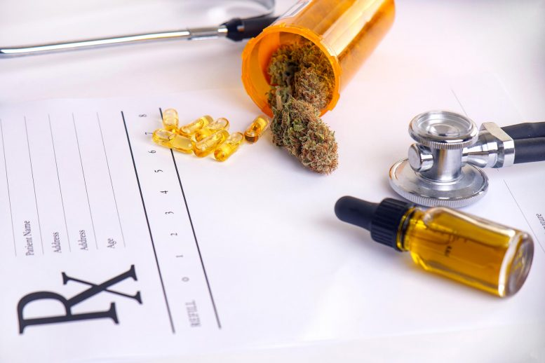 Presciption Drug Interactions With Cannabinoids