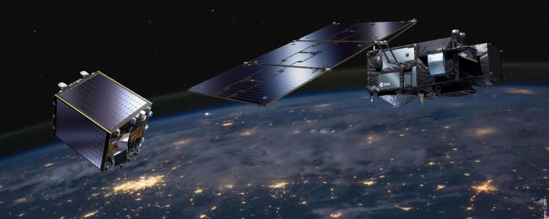 Proba V with Sentinel 3