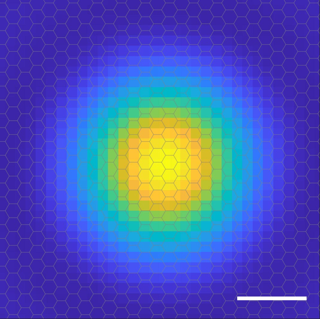 First Ever Image Captured of an Electron's Orbit Within an Exciton