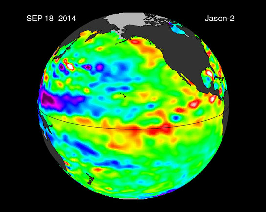 Prospect of 2014 El Nino