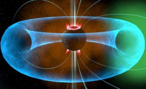Protective Magnetic Fields Increase the Chance for Life on Exoplanets
